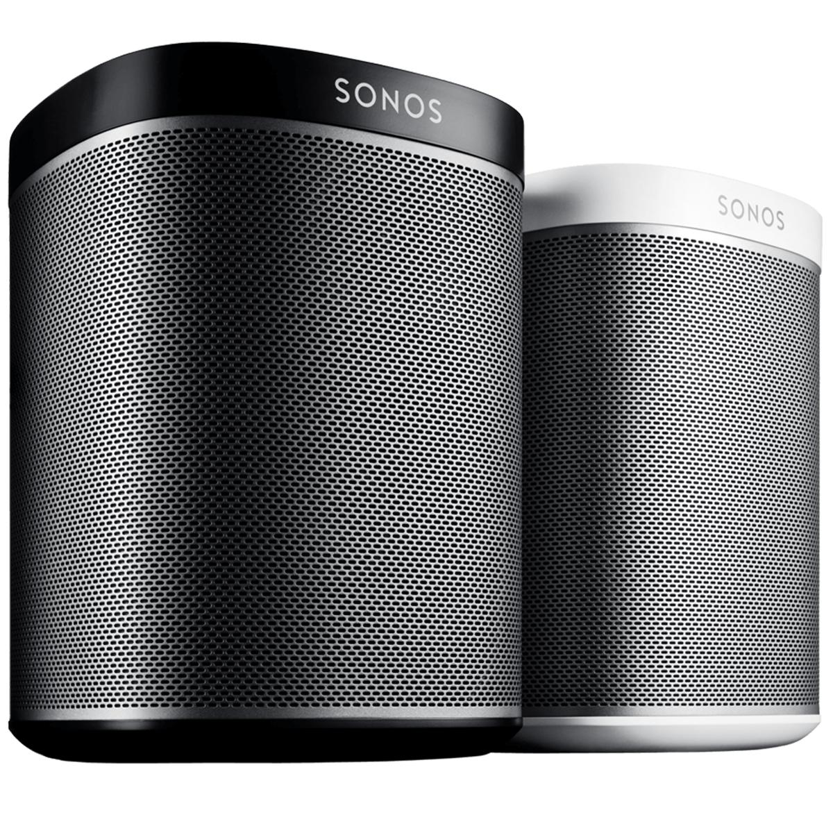 Sonos PLAY:1 I Multiroom Smart Speaker für Wireless Music Streaming