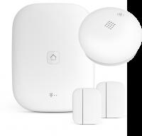 Magenta SmartHome Starter Paket inkl. Home Base, Tür-/ Fensterkontakten, Rauchmelder +24 Mon. Dienst